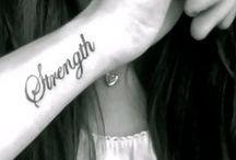 Tattoo [JuNkie] / by TuVous Fierce Fashion Junkie~Krystle Tuma