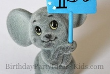 1st Birthday Ideas / by Birthday Party Ideas 4 Kids