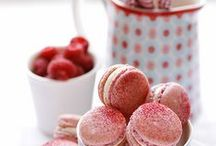 "Sweet desserts! / ""I'm not a vegetarian! I'm a dessertarian!""  ― Bill Watterson   / by Culinar Ro"