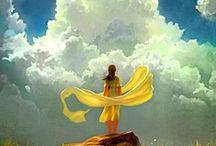 The world  I dream / by Yodih Williamson