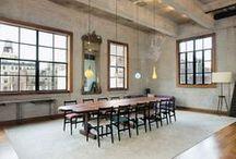 Lofts / Algunas ideas de cómo decorar tu piso o casa como si fuera un auténtico Loft neoyorquino.