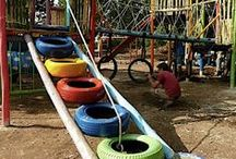 Playground    &   Kids Activities / For my precious grandchildren.