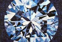 patchwork - paper piece / by Leslie Owen