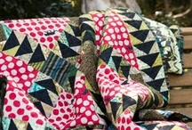 patchwork - traditional with flair! / by Leslie Owen