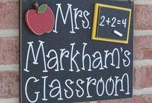 Teacher Signs/Gifts