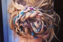 Mane Attraction / Beautiful hairstyles and hair accessories. / by Misty Harris
