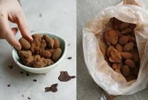 snacks (sweet & savoury)
