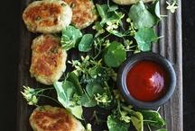 loafs & veggie burgers