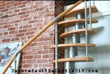 Rooms: Stairs / Interesting Stair Treatments or Design