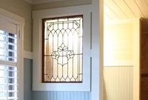Craft DIY: Windows Repurposed / Reusing and repurposing old windows
