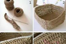 Craft DIY: Crocheting and Knitting