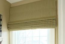 House Parts: Window Treatments