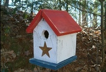 Critter Feeders and Houses