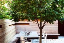 Outside: terasses, gardens, verandas / The outside of the house / by waterloft.nl