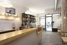 Contract / Imágenes de locales comerciales, tiendas, cafeterías, restaurantes, espacios públicos de parte de los arquitectos, decoradores, interioristas y paisajistas de www.PlanReforma.com