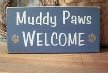 Pet Signs (Dogs)