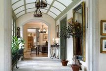 Hallways and Small Rooms / Hallway and Downstairs Loo / by Jess Thompson