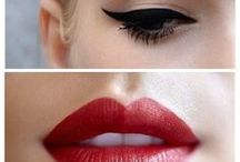 Make-up Madness / by Miranda Kierstead
