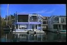 Videos houseboat living / Collection of houseboat living videos / by waterloft.nl
