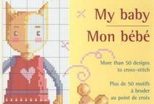 Cross Stitch Baby / by Velle Mere Lyons