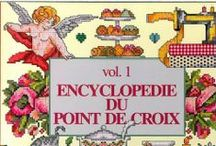 Cross Stitch Encyclopedie / by Velle Mere Lyons
