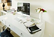 Creative Spaces / Office, work, and craft spaces that inspire creativity
