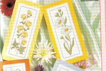 Cross Stitch Bookmarks / Bookmarks / by Velle Mere Lyons