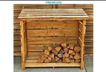 Fire Wood Racks