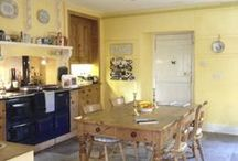 Final Kitchen Ideas / And other room views / by Jess Thompson