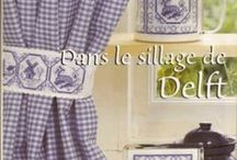 Cross Stitch Delft / by Velle Mere Lyons
