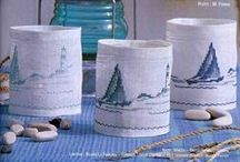 Cross Stitch Beach/Sea/Nautical / by Velle Mere Lyons