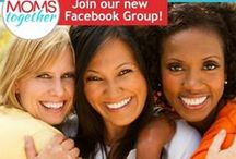 Moms Together / Support, advice and encouragement for moms.
