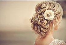Wedding Day Hair :D / by Breanna Tilson