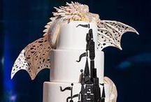 CAKE / by Kimberly Newsome