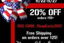 Gift Guide / Unique veteran hand-crafted paracord gifts made in the USA!