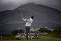 2015 DDF Irish Open / The 2015 Irish Open returns to Royal County Down with a superb line up of star players including World No.1 Rory McIlroy,