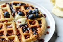 W a f f l e / Finding your waffle maker's true potential :P ;)