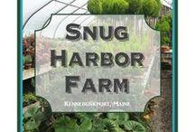 Exterior and Interior greenhouse nursery garden / greenhouses, garden centers, gardens, nurseries