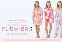 She Must Have Flowers / A New Collection Bloomed from Plum Pretty Sugar.