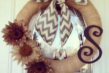 Getting crafty / Anything crafty!  / by Kim Davidson