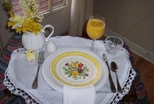 Tablescapes / by Amy Fowler