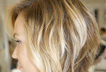 Healthy hair / by Kim Davidson