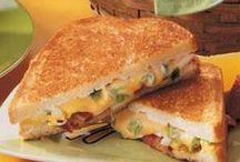 Sandwichs , Sandwich Wraps & Rollups * / Lunch * / by Jennifer M
