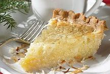 Pie Oh My !!! /  **Pie's ,Cobbler's ,Turnover's ,Double or Single Crust with Cream Filling , Fruit or Nut's**Topped with Meringue ,Fruit's ,Crumb's & Nut's** Decorative Pie Crust**Baked & Icebox Pies** / by Jennifer M