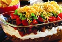 Dip's * Veggie , Cracker & Chip's  * / Appetizers * / by Jennifer M