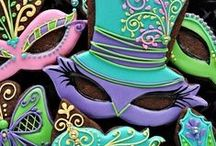 Holiday | Mardi Gras / Check out my blog... celebrateanddecorate.com
