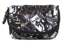 DC Vs. Marvel / I love Batman and Robin! =) / by Brealin Wallace
