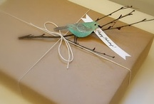 packaging & wrapping gifts