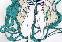 mermaid / by Lise W