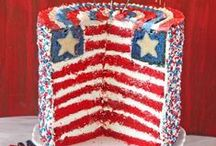 Holiday | Fourth of July / Great ideas for food and decorations for your Fourth of July Celebrations